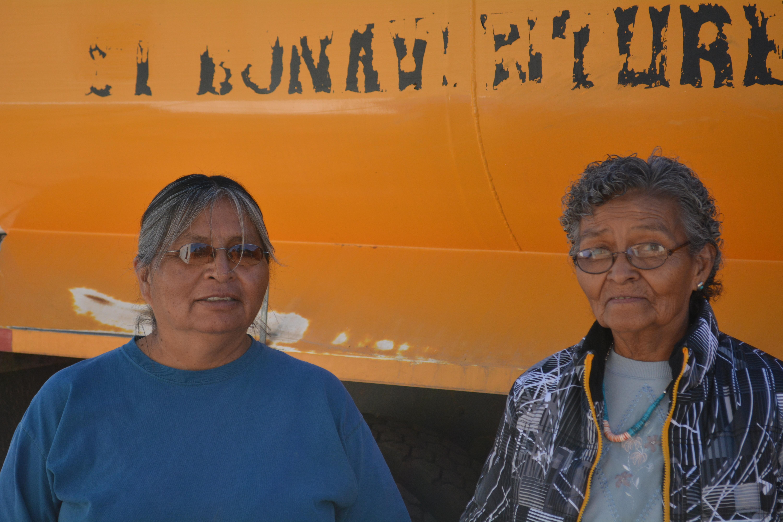St. Bonaventure Water Navajo